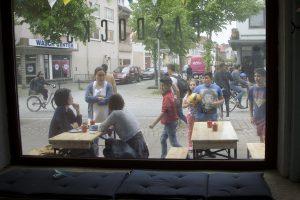 """Japanisches Café """"delilab"""""""